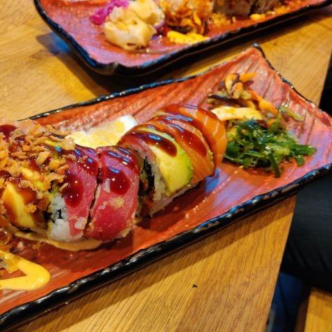 Bild från Esa Sushi av Michel R.