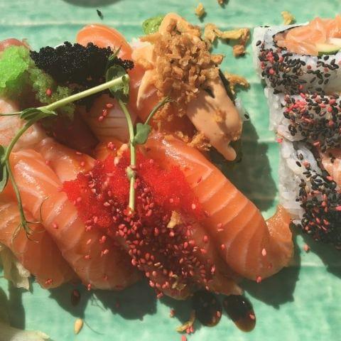 Bild från Esa Sushi av Caroline L.