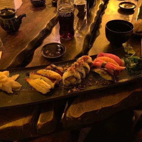 12-bitars sushi – Bild från Esuki Sushi Solna av Gustav L.