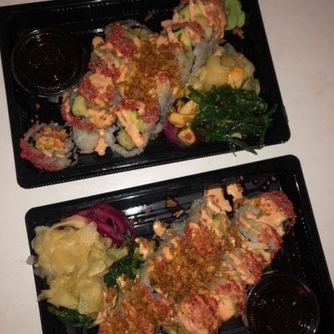 Photo from Esa Sushi by Charlotte A.