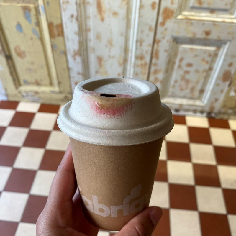 Cappuccino- från Panama – Bild från Fabrique Humlegårdsgatan av Madiha S.