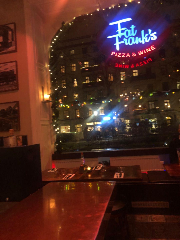 Bild från Fat Frank's Pizza & Wine av Elin E.