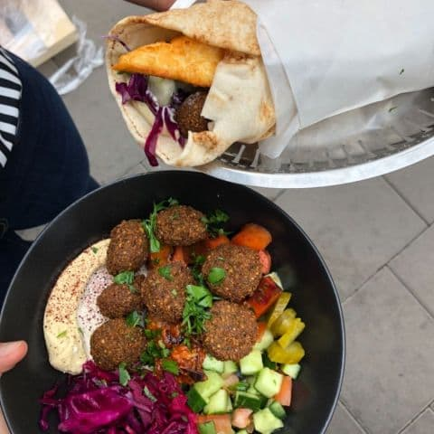 Photo from Falafelbaren by Charlotte A.