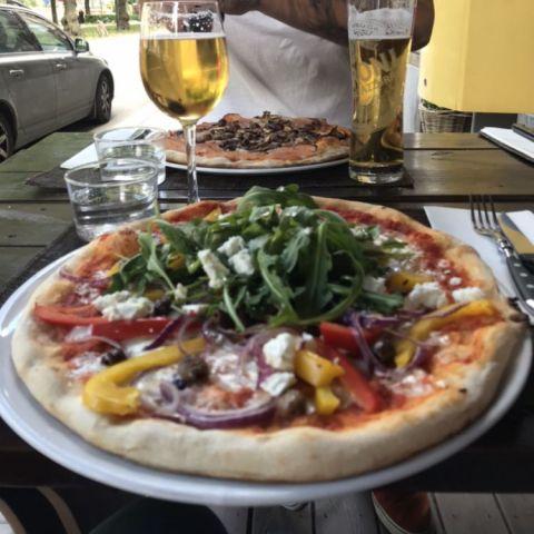 Bild från Fat Frank's Pizza & Wine av Deniz F.