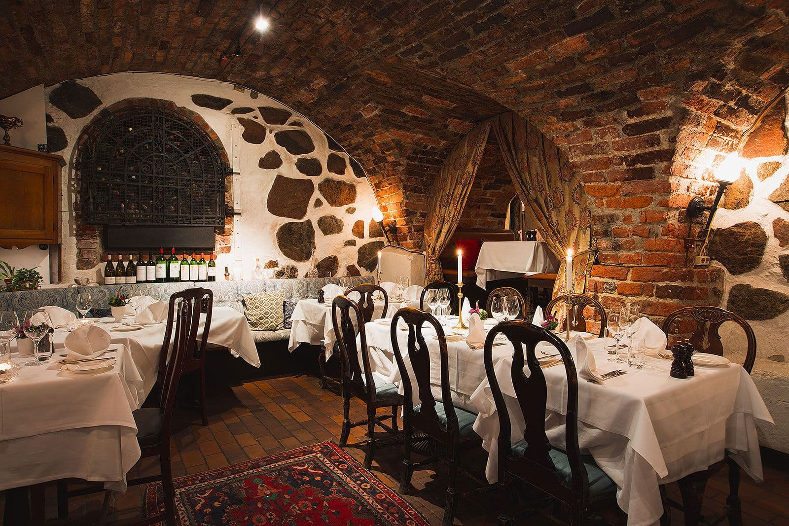 mysiga restauranger i stockholm