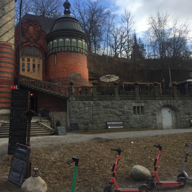 Photo from Flickorna Helin Skånska Gruvan by Peter B.