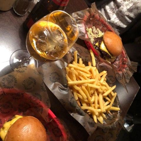 Photo from Flippin' Burgers by Mythu L.