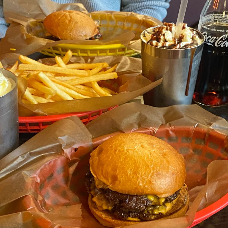 Photo from Flippin' Burgers by Adam L.