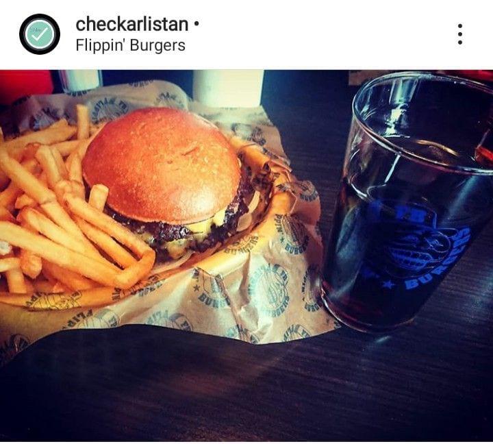 Bild från Flippin' Burgers av Catrin M.