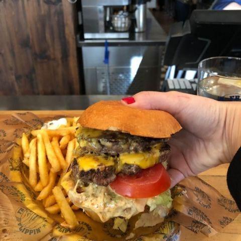 Bild från Flippin' Burgers av Ida B.