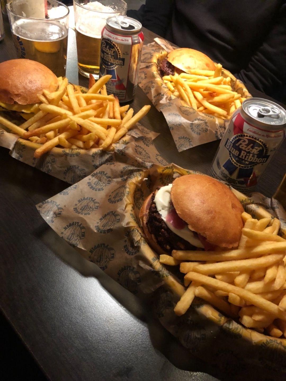 Bild från Flippin' Burgers av Fredrik J.