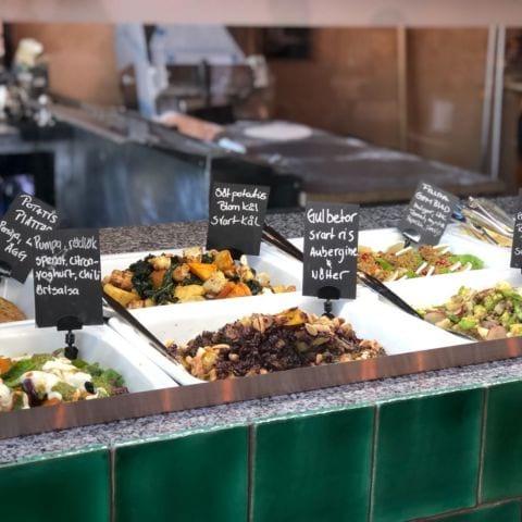 Salladsbaren – Bild från Foren Food & Bakery av Agnes L.