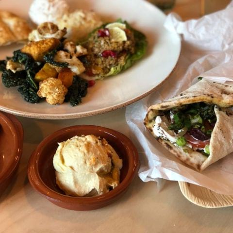 WOW-lunch – Photo from Foren Food & Bakery by Agnes L.