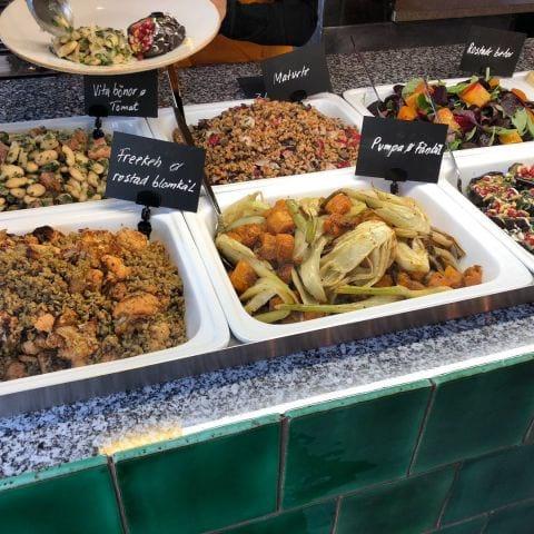 SÅ fräsch mat – Bild från Foren Food & Bakery av Per N.