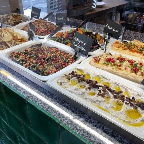 Mkt att välja från. – Bild från Foren Food & Bakery av Per N.