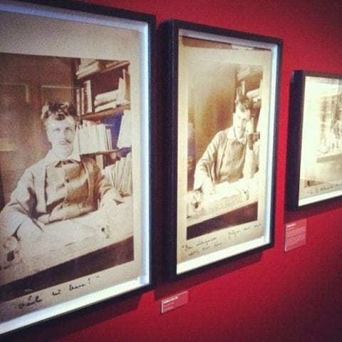 Strindberg-selfies – Photo from Fotografiska by Kristoffer R.