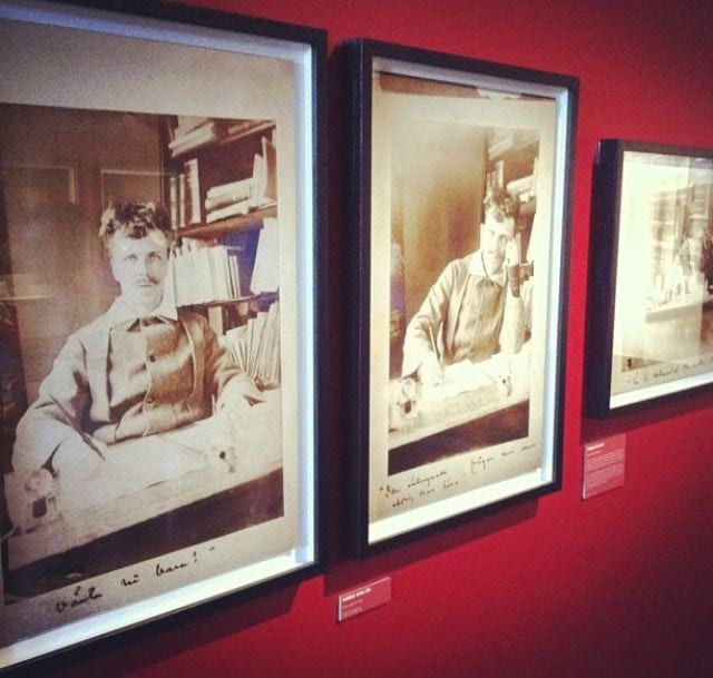 Strindberg-selfies – Bild från Fotografiska av Kristoffer R.