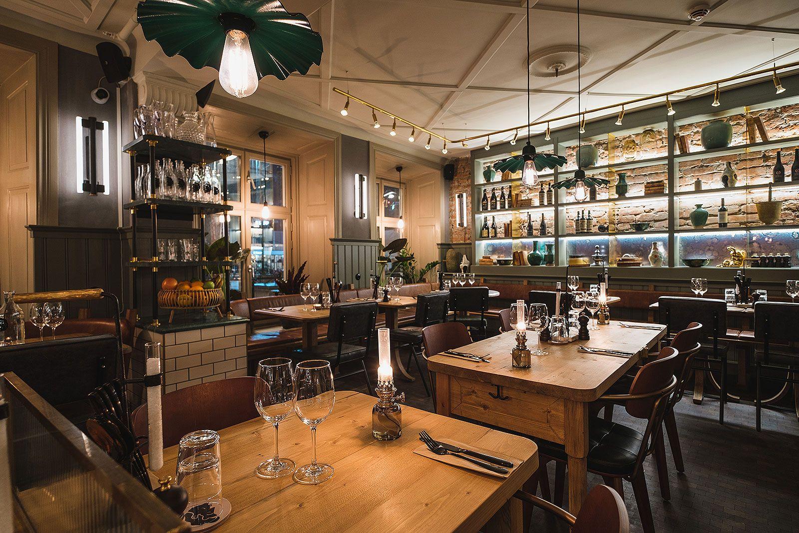 ny restaurang kungsholmen