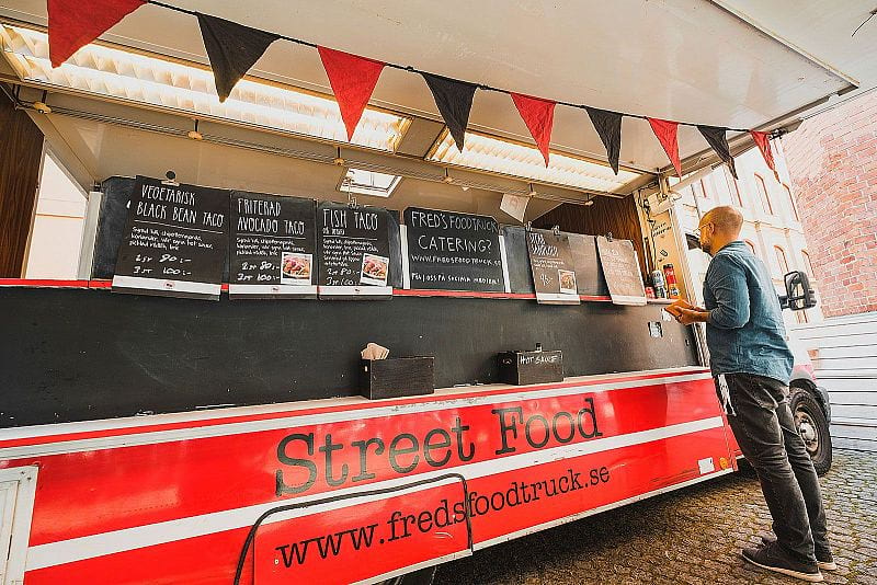 Fred's Food Truck