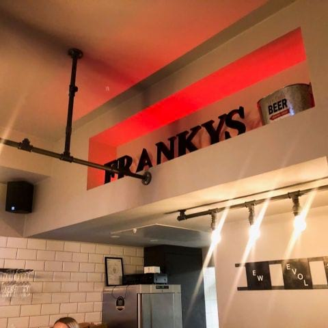 Photo from Franky's by Ida B.