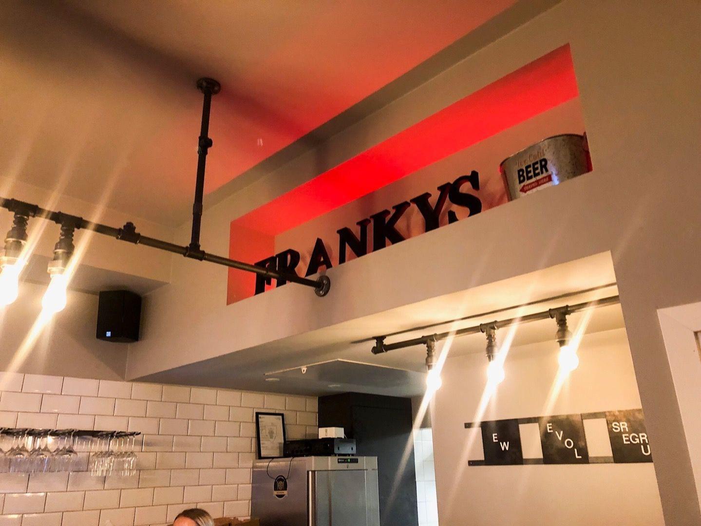 Bild från Franky's av Ida B.