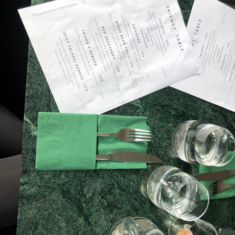 Bild från Friends' Table av Ida B.