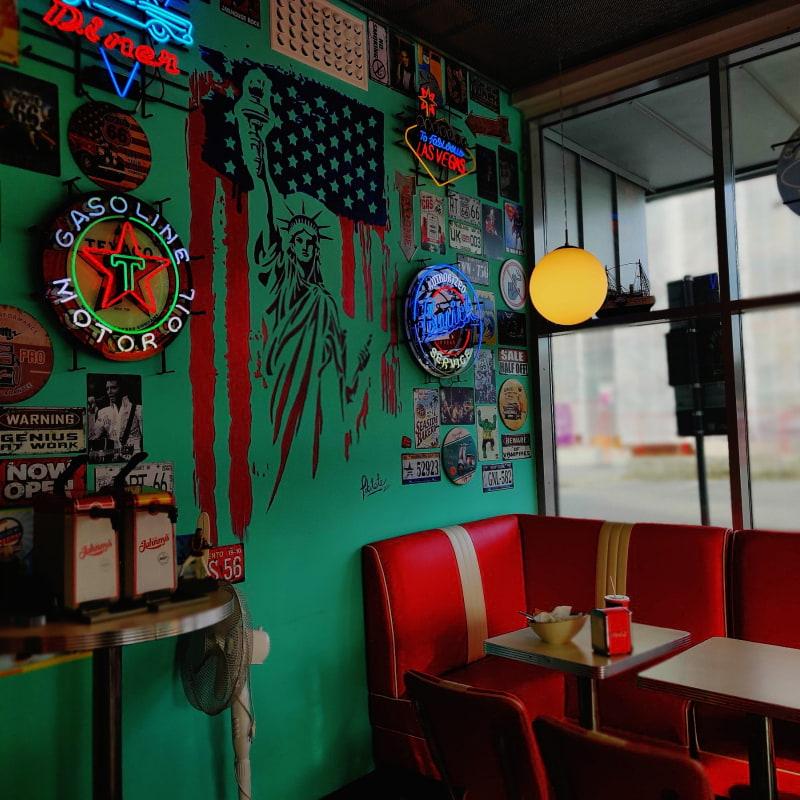 Bild från Frank's Diner av Shahzad A.
