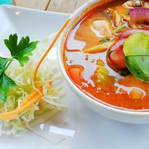 Soppa 🌶️🌶️🌶️ – Bild från Fullmoon Wok av Lina G.