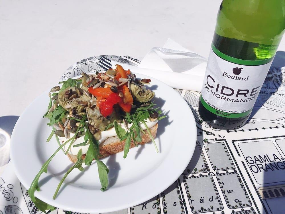 Bild från Gamla Orangeriet Restaurang & Café av Katarina D.