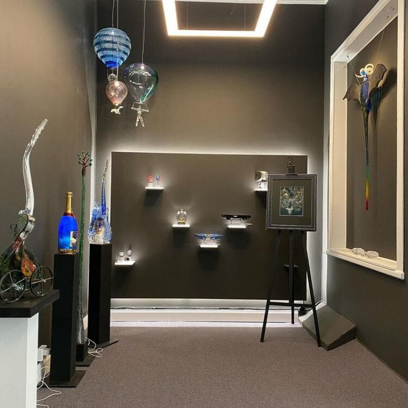 Glaskonst – Bild från Gallery86 av Sandra S.