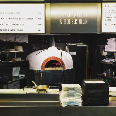 Ugnen – Photo from Galinas Pizza by Fredrik J.