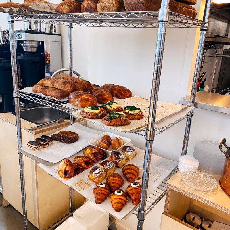 Bageriet – Bild från Garba Surbrunnsgatan av Isabelle W.