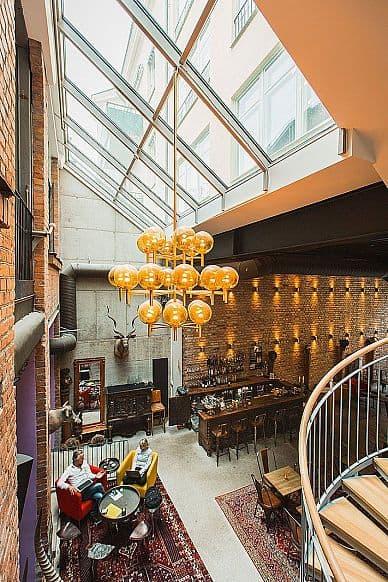 Hellstens Glashus Bar och Restaurang