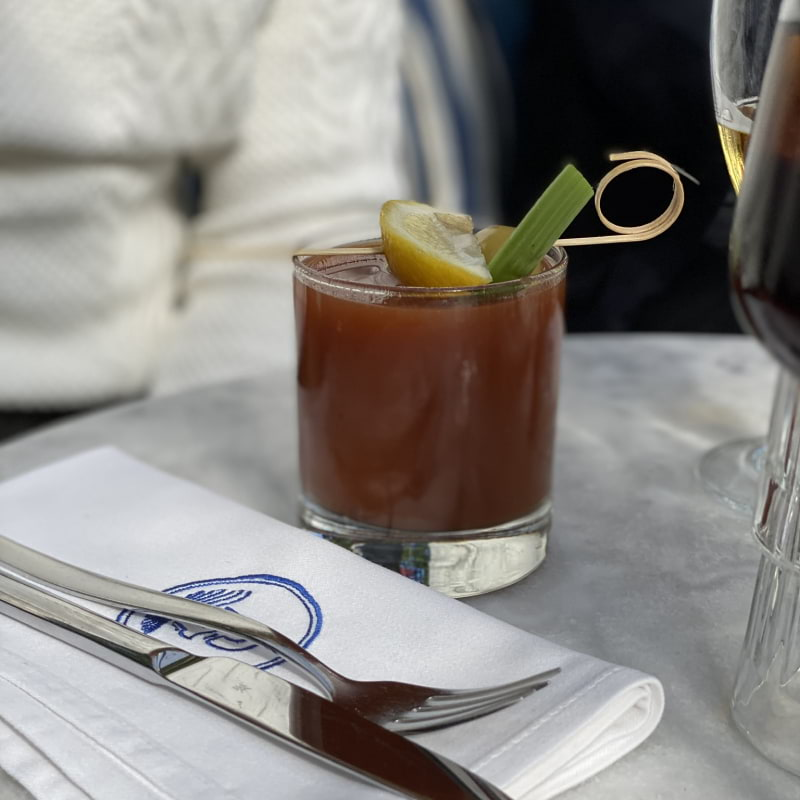 Bloody mary – Photo from Glashuset by Erica E.