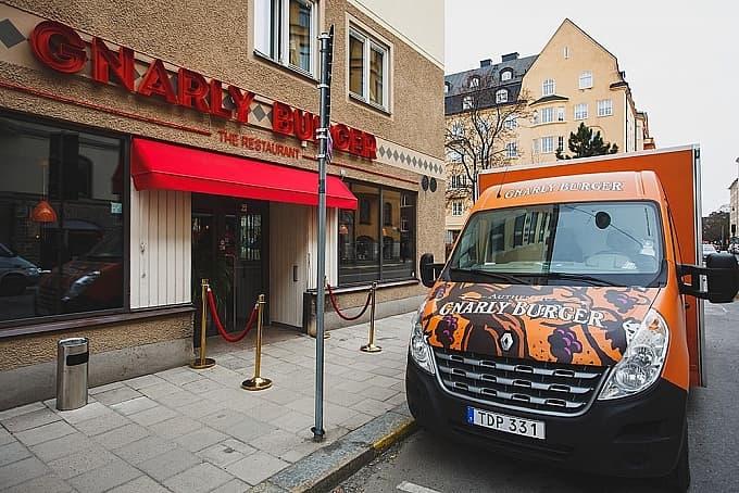 Gnarly Grill & Burgers Roslagsgatan