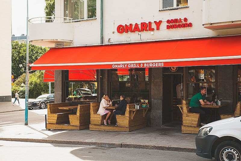 Gnarly Grill & Burgers Fridhemsplan
