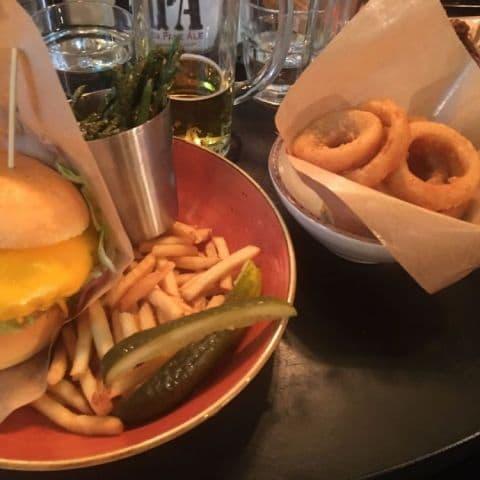 Bild från Gnarly Grill & Burgers Roslagsgatan av Joakim H.