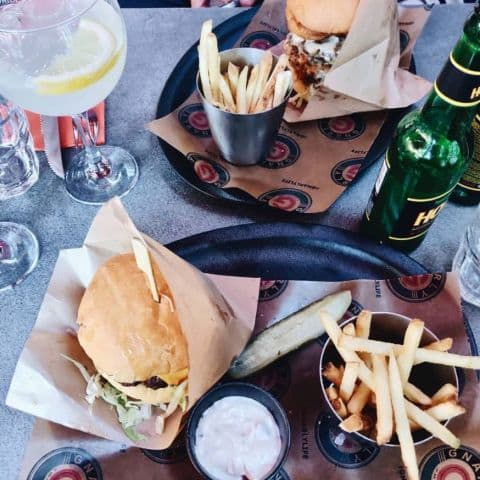 Photo from Gnarly Grill & Burgers Roslagsgatan by Sebastian W.