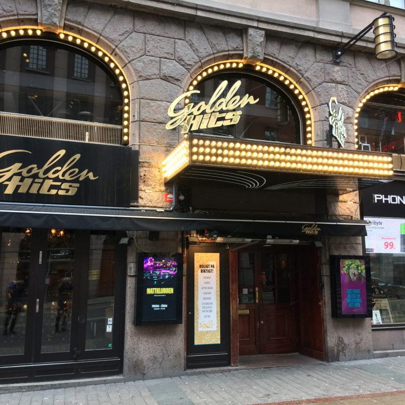 Golden Hits, Kungsgatan 29 i Stockholm – Bild från Golden Hits av Simon W.