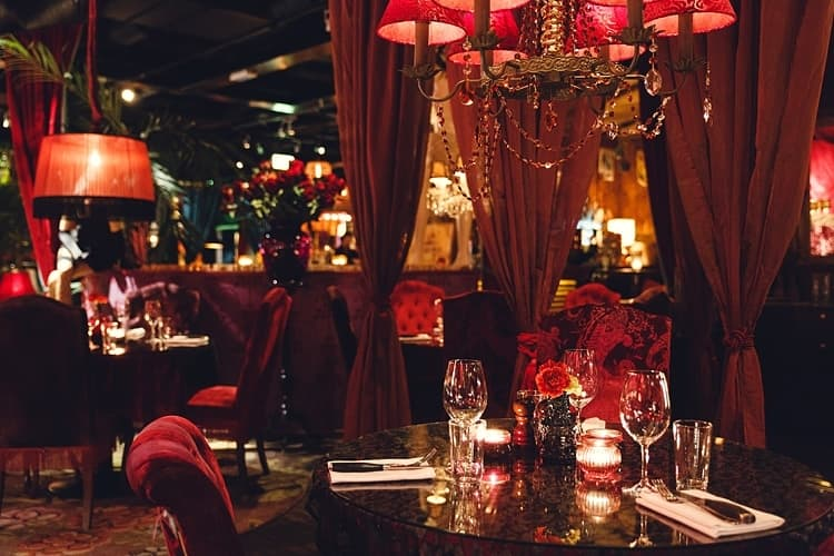 Dejting restaurang stockholm