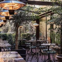 Grand Escalier – Restaurant, Bar – Östermalm, Stockholm – Thatsup