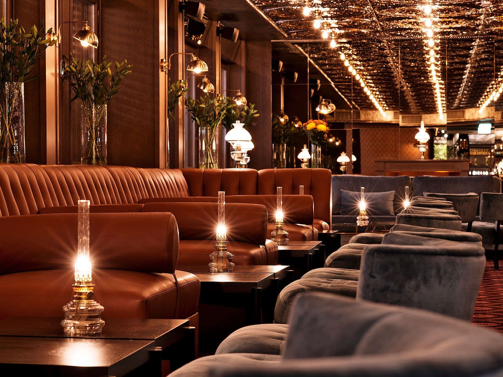 Pictures from Grand Escalier – Restaurant, Bar – Östermalm ...