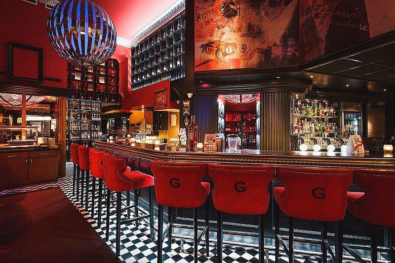 Grappa Matsal & Bar