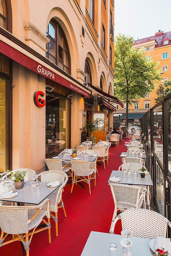 Restauranger st eriksgatan stockholm