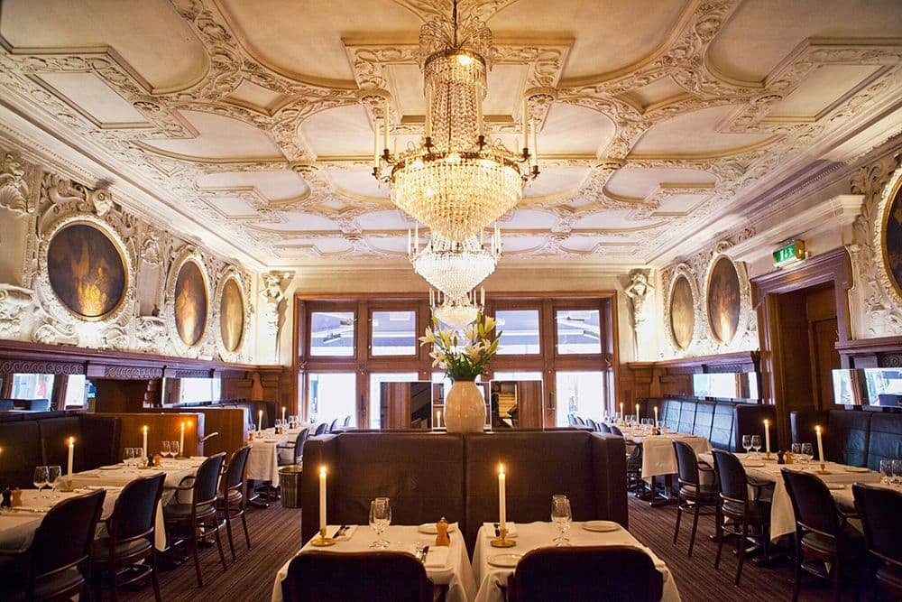 öppettider restauranger stockholm