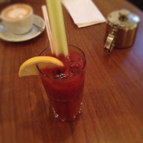 Photo from Greasy Spoon Södermalm by Katarina D.