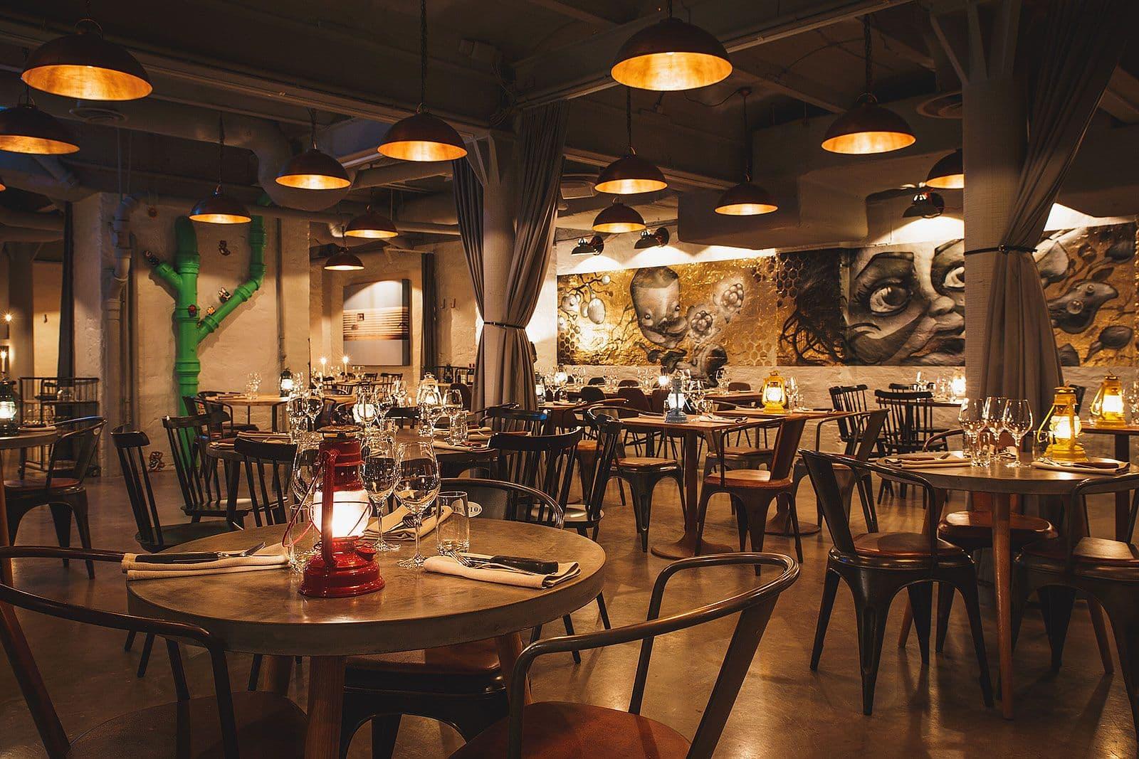 grill restaurang stockholm