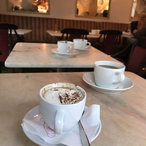Kaffe – Bild från Gunnarsons Specialkonditori av Jessica K.