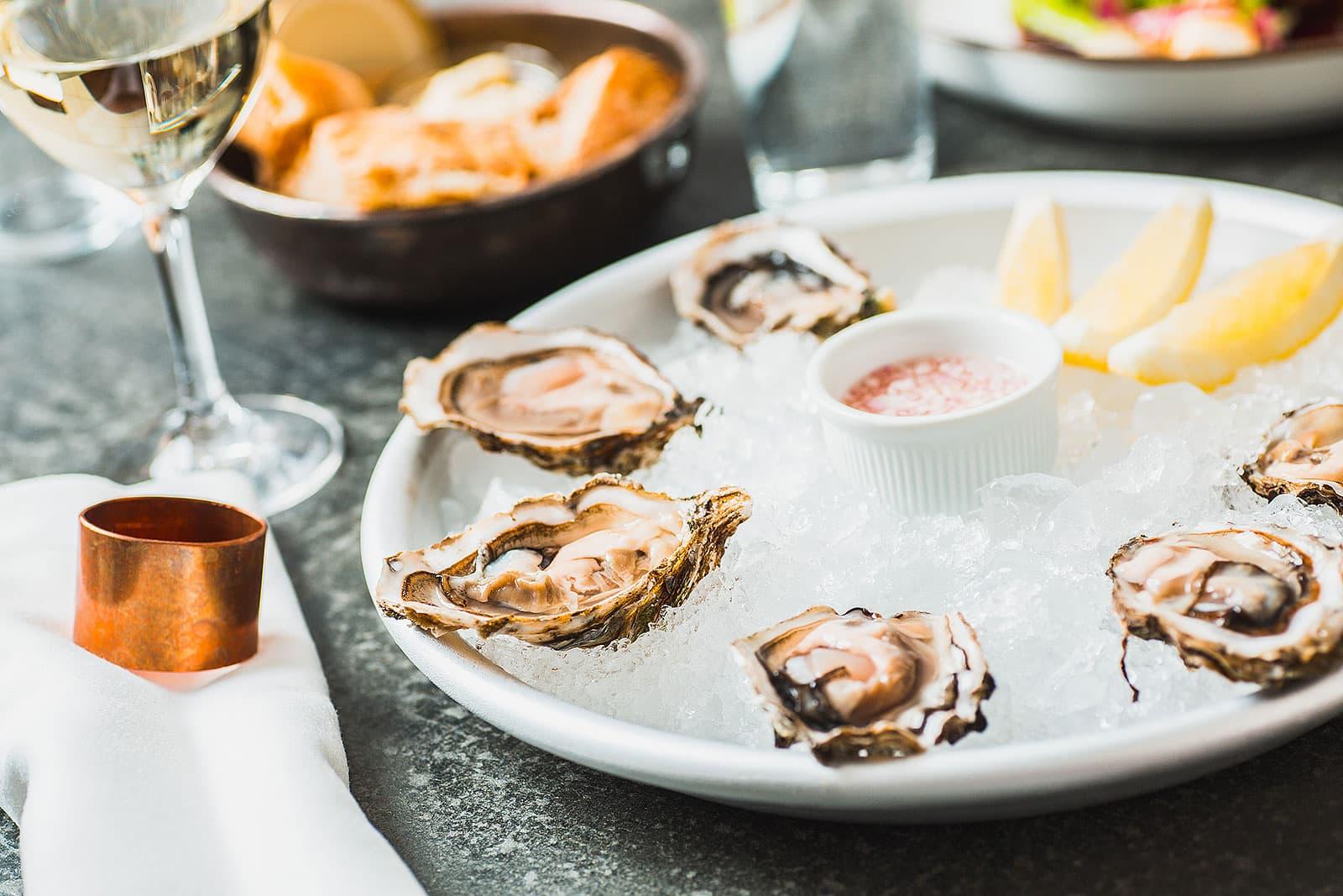 Svenska ostron kan bli fransk lyx 2