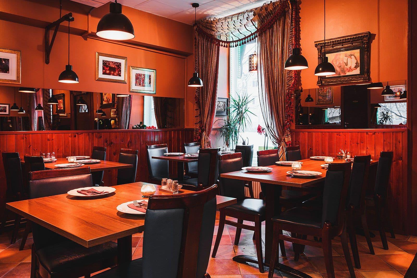indisk restaurang på söder
